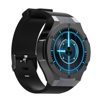 SMOCHM SK97 Android Sports WCDMA 3G Smart Watch 1GB RAM 8GB ROM Camera Heart Rate Monitor