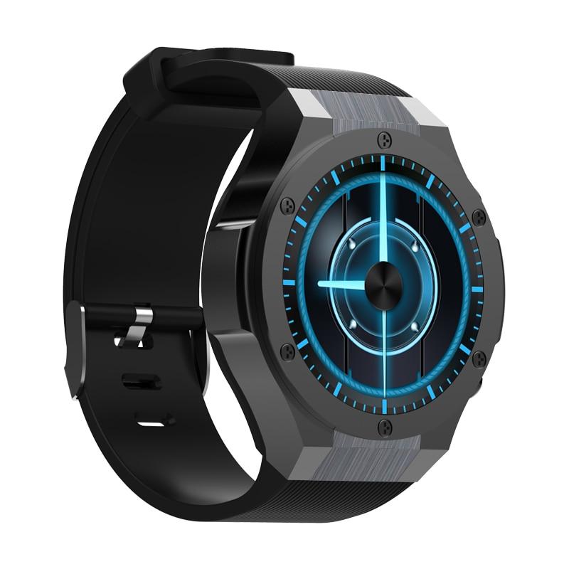 SMOCHM SK97 Android Sports WCDMA 3G Smart Watch 1GB RAM 8GB ROM Camera Heart Rate Monitor AMOLED Wifi Bluetooth GPS Navigation