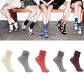 2017 spring women's socks candy colors socks for women 10 colors