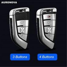 Умный ключ auronova для bmw 1 2 7 series x1 x5 x6 m3 m5 m6 3/4