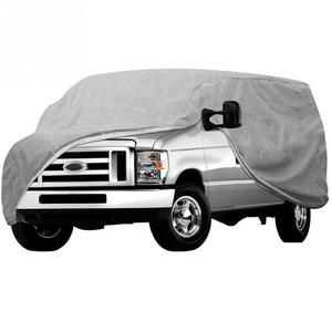 Image 2 - High Quality Universal Car Body Cover Sun proof Dust proof Car Protective Cover