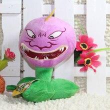 6,7 дюймов растение против Зомби серии растения закрытый мышь чомпер плюшевые игрушки куклы, 1 шт./упак
