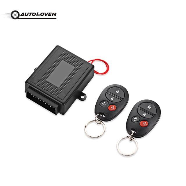 Car Remote Unlocker >> Universal Dc 12v 80m Remote Range Smart Car Remote Door Lock Unlock