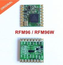 Free shipping by DHL! 100PCS RFM96 RFM96W 433MHZ LoRaTM Wireless Transceiver RFM96W 433S2