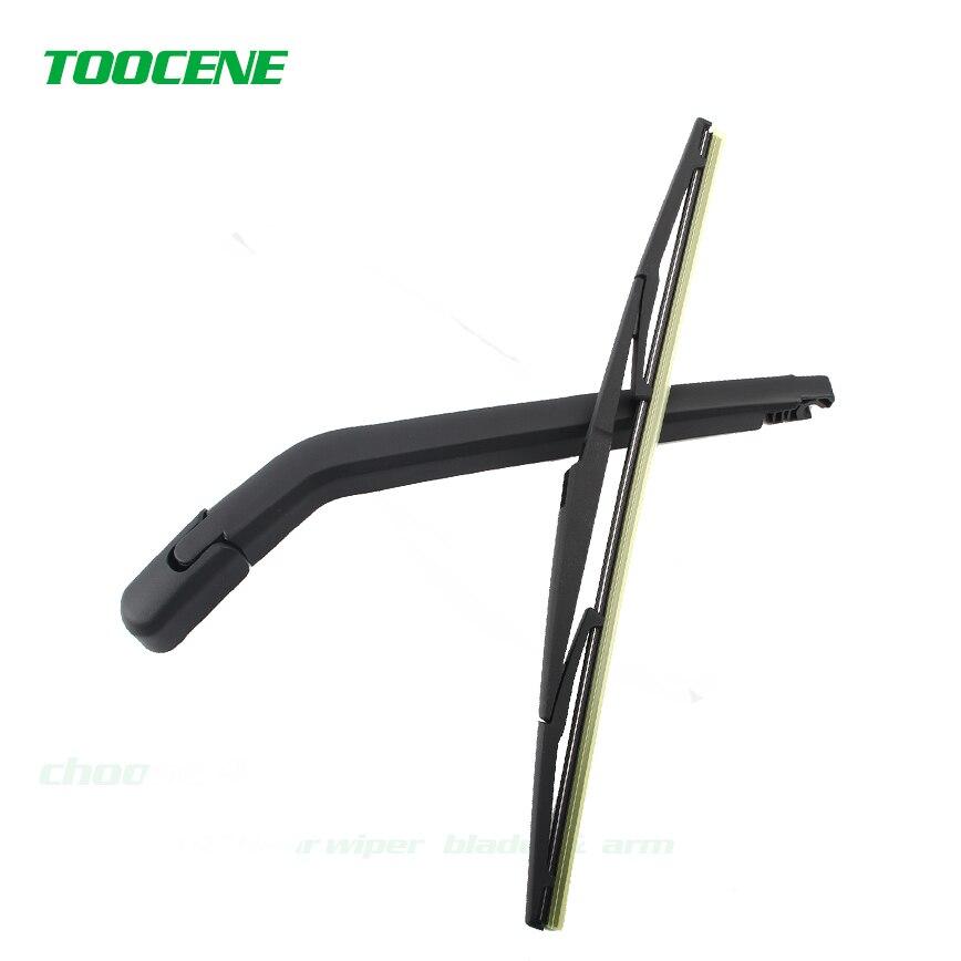 Rear Wiper Blade and arm For TOYOTA Land Cruiser J100  High quality rear Windshield  Windscreen wiper|Windscreen Wipers| |  - title=