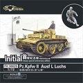 O lynx Alemão tanque de luz (começando edição final) 1/72 Modelo Montar Brinquedos