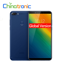 Global Lenovo K9 Note 4GB 64GB Android 8.1 4G FDD LTE 6.0″inch Mobile Phone Snapdragon Octa-core Dual Back Camera Fingerprint Lenovo Phones