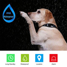 Bartun GPS Collar Dog GSM GPRS Tracker Device Waterproof Long Standby Pet Cat Animal Real Time Voice Monitor Tracking Locator