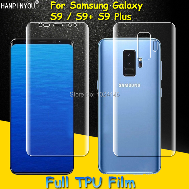 samsung galaxy s9 phone case and screen protector