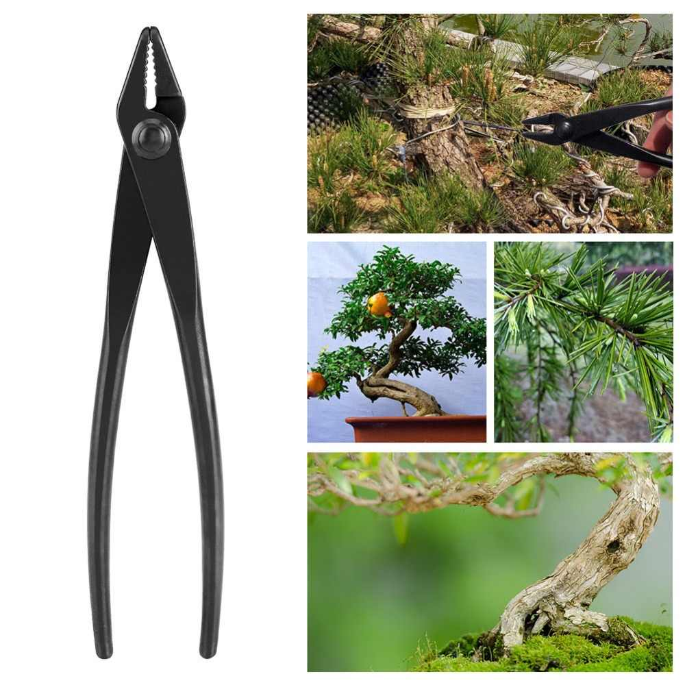 Detail Feedback Questions About New 210mm Professional Grade Wiring Bonsai Branches Garden Tools Manganese Steel Alloy Wire Plier W Round End Home Safe Use Gardening