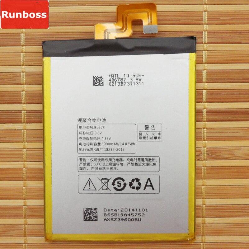 FOR Lenovo K80M K80 K920 VIBE Z2 Pro BL223 Battery Rechargeable Li-ion Built-in Mobile Phone Lithium Polymer Battery