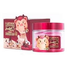 цена на ELIZAVECCA Milky Piggy Hell-Pore Perfect Wine Sparkling Peeling Pad 30pcs Face Mask Skin Care Facial Peeling Mask