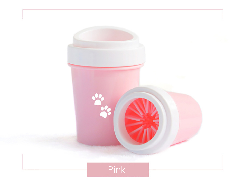 Portable Silicone Dirty Dog Paw Cleaner 21 » Pets Impress
