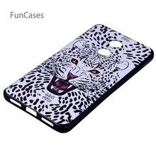 Cool Cat caso de Socorro Ajax Redmi Nota 4 TPU suave cubierta mate para Xiaomi Redmi nota 4X teléfono casos lindo