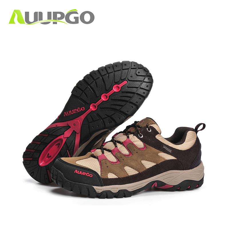 Waterproof Outdoor Hiking shoes for Men Women Breathable Mountainering Climbing Treking Shoes Outdoor Sports Sneakers Men humtto outdoor hiking shoes for women breathable men s sneakers summer camping climbing lovers upstream sports man woman brand