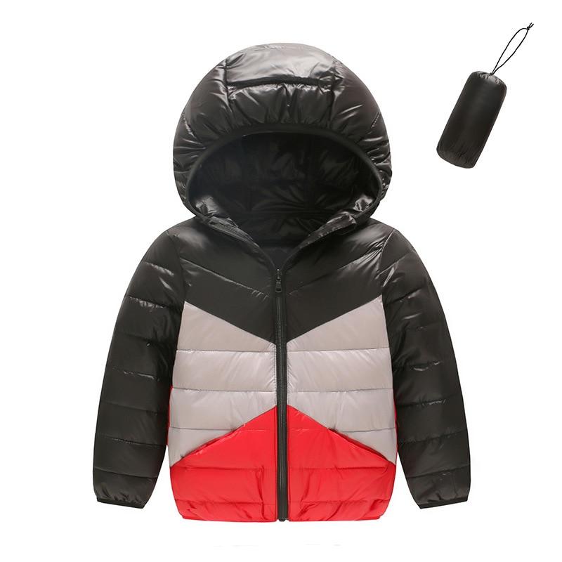 0439790c38aa 3 11Yrs NEW Boys Girls Cotton Winter Fashion Sport Jacket Outwear ...