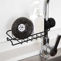 Мульти-функциональная спускная пробка для раковины висячая стойка для хранения держатель кран зажим Ванная комната кухонное полотенце заж...