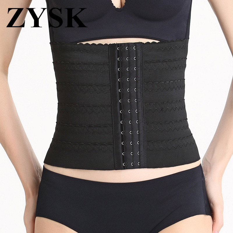 Aufstrebend Zysk Kurze Latex Taille Trainer Modellierung Gurt Body Shaper Sexy Wear Abnehmen Gürtel Bauch Unterbrust Zu Verlieren Gewicht Korsett