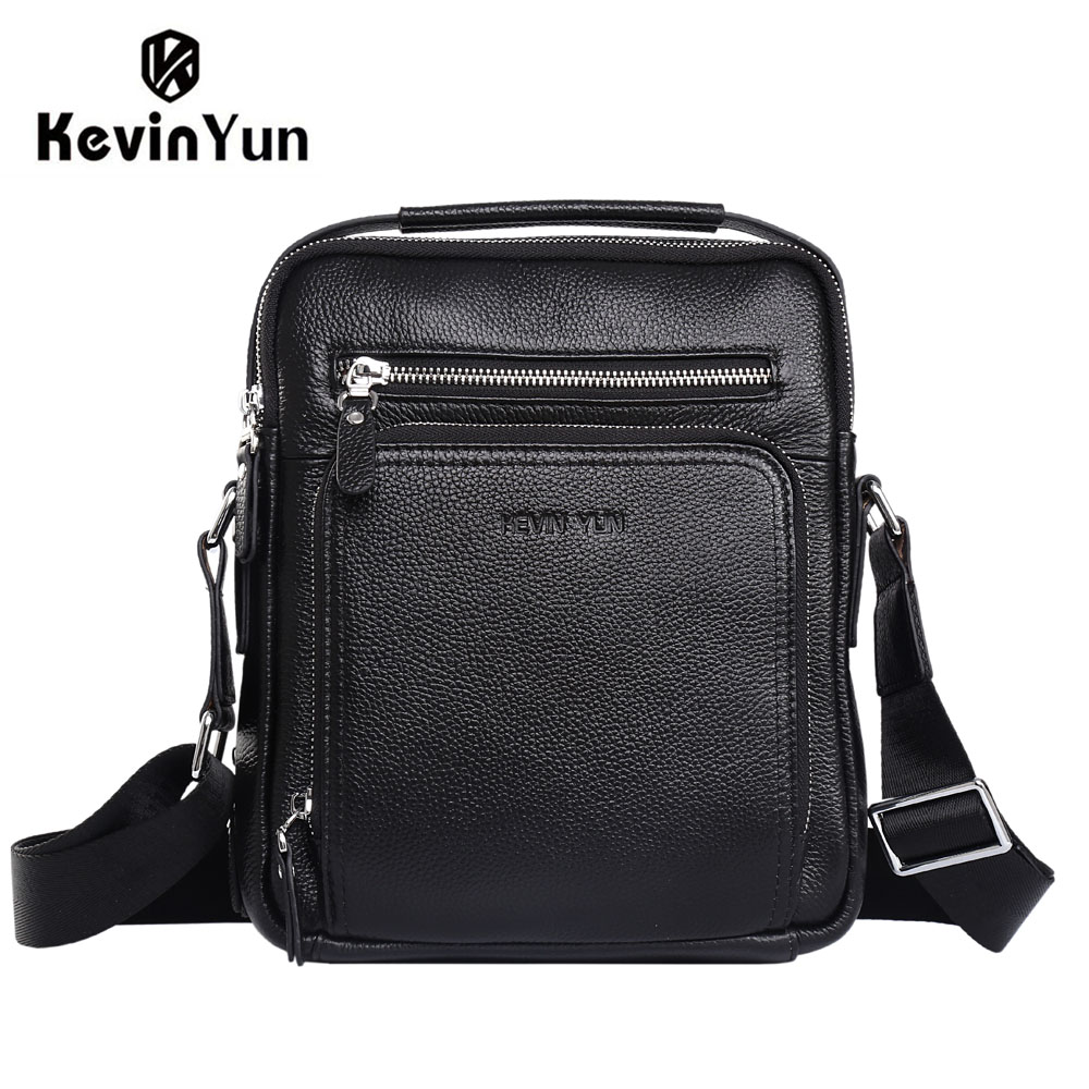 KEVIN YUN Designer Brand Genuine Leather Bags