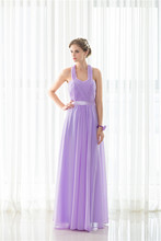 2017 Women Deep V Neck Vintage Bridesmaid Wedding Party Evening Dress