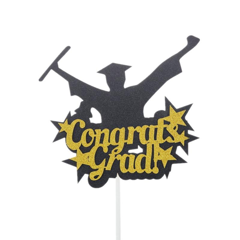 Cake Flags Құттықтаулар Grad Кубокки - Мерекелік және кешкі заттар - фото 3