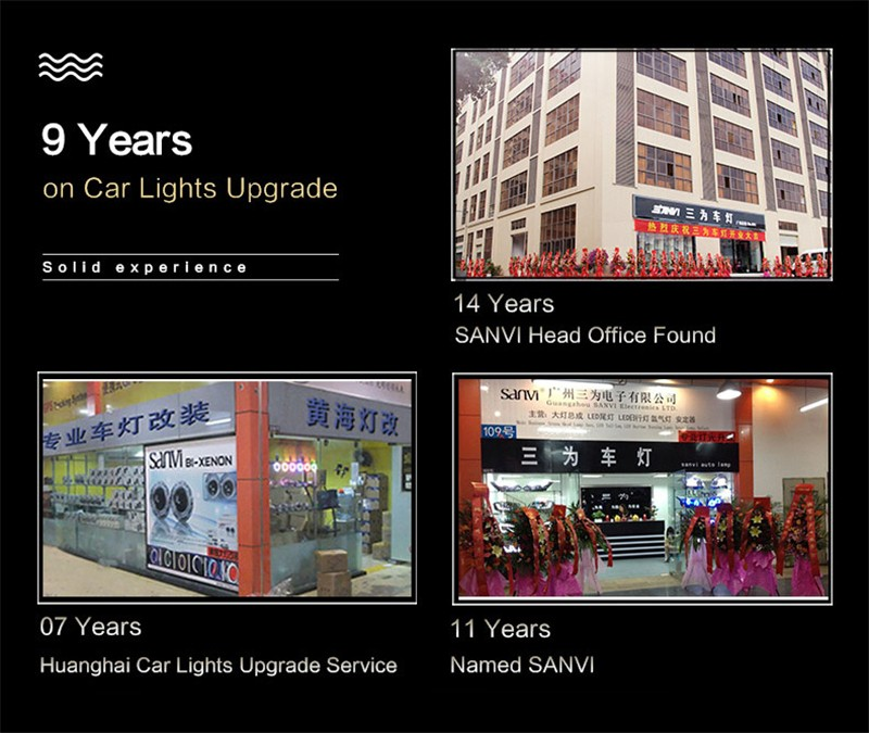 professional car lights supplier SANVI (2)