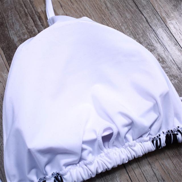 BANDEA swimwear women bikini push up bikini brazilian bikini set print swimwear women swimsuit beach wear maillot de bain HA502