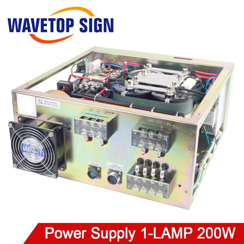 Laser Welding Machine Dedicated Power Supply Touch Screen Control 200W YAG Laser Welding Machine Power Supply цена