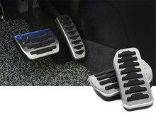 Нет-бурение! 2 шт. топливного газа тормозная педаль Pad плиты комплект в для лендровер Freelander 2 2011 — 2015