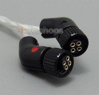 LN004905 2,5 мм балансный 6N PCOCC + чистого серебра наушники из сплава кабель для JH Audio сирены Roxanne JH24