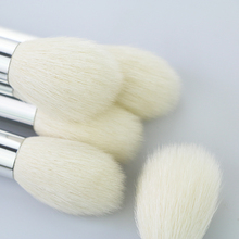 BEILI J01 Natural Goat Hair Blusher Highlight Contour Medium size Single Makeup Brush