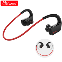 M.uruoi Wireless Noise Cancelling Headphones Bluilt-in 8G Bluetooth 4.2 Earphone Stereo Heatset Wit Mic Sports For iphone Xiaomi