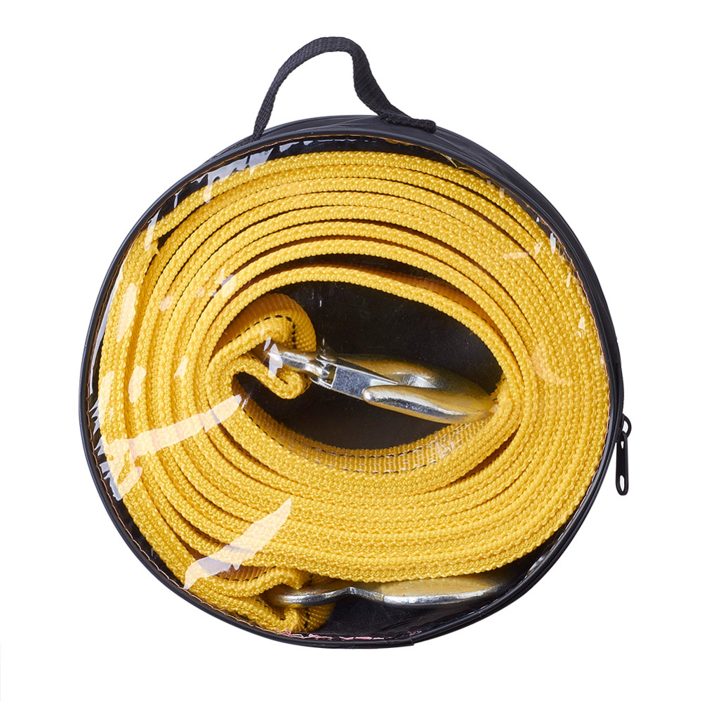 Car towing cables: types, characteristics, selection 17