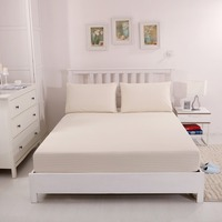 EARTHING Antibacterial silver fitted sheet King size grounding sheet (198*203cm)
