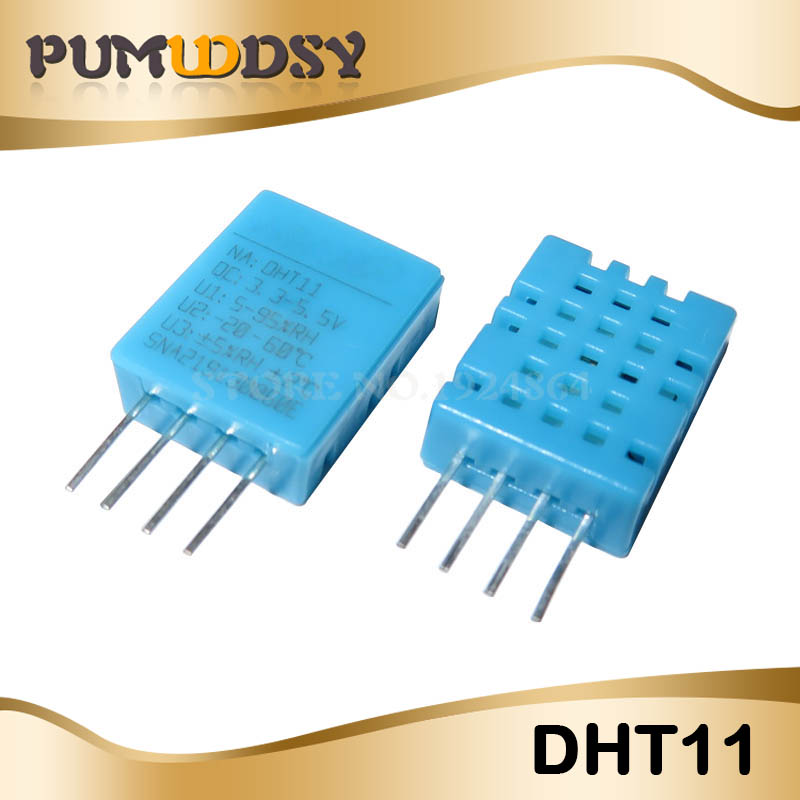 1PCS DHT11 DHT-11 Digital Temperature And Humidity Temperature Sensor DIY KIT IC