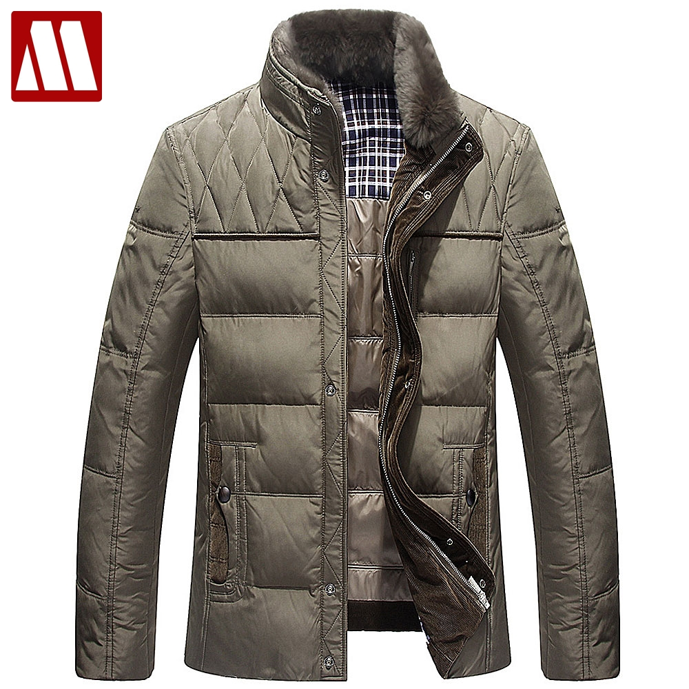 2018 New The Wind In men winter Pocket jacket Cotton padded Clothes Thick Chinese Style High