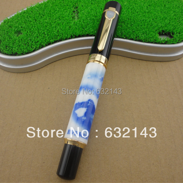 Jin Hao Alexander Xuefeng High Quality ceramic office school Stationery  metal refill   luxury office Roller Ball Pen jin hao high quality classic ancient