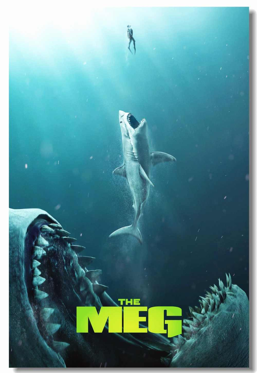 megalodon shark movie - HD 4422×6552