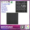 P5 SMD2727 открытый полноцветный 160*160 мм светодиодный дисплей модуль p5 открытый светодиодный рекламный экран 20 шт. 32*32 пикселей rgb панели доска
