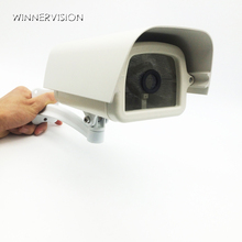 External Outdoor CCTV Camera House Outdoor Waterproof Antidust Protect Case+ Adjustable Bracket Wall Ceiling Mount Stand