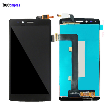 For Vernee Apollo Lite LCD Display Touch Screen Digitizer Repair Parts For Vernee Apollo Lite Display Screen LCD цена 2017