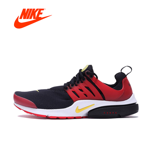 sports shoes 4cad7 1f3c2 ... coupon code for original new nike fall air presto mens running shoes men  tennis outdoor breathable