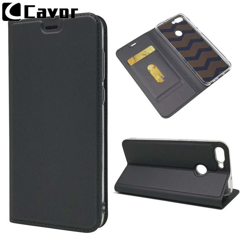 Fashion Leather Cases For Huawei P smart Honor Note 10 Case Wallet Flip Cover Coque Mobile