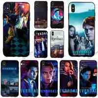 Coque mince Archie Betty Veronica Riverdale pour iPhone 8 coque 7 Plus Xs Max XR X 6 6 S 5 S 5 SE