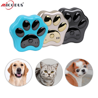 3G GPS Tracker RF V40 Smart Cats dogs Tracking Device For Pets 3G WCDMA Network Voice monitor Waterproof Anti lost WiFi Global