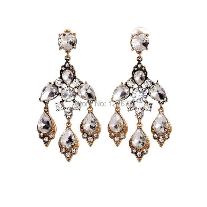 Online Get Cheap Chandelier Earrings for Sale Aliexpress – Cheap Chandelier Earrings