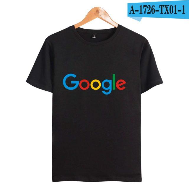 Google Casual Tshirt Google...