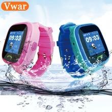 W68 Kind Baby Smartwatch IP67 Schwimmen GPS Touch-Handy smart uhr SOS Anruf Location Device Tracker Kids Safe Anti-verloren Monitor