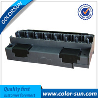 For Epson DX5 Eco Solvent Print head Cover Manifold/Adapter For Epson Stylus R1900/2880/2000 Printhead Adapter