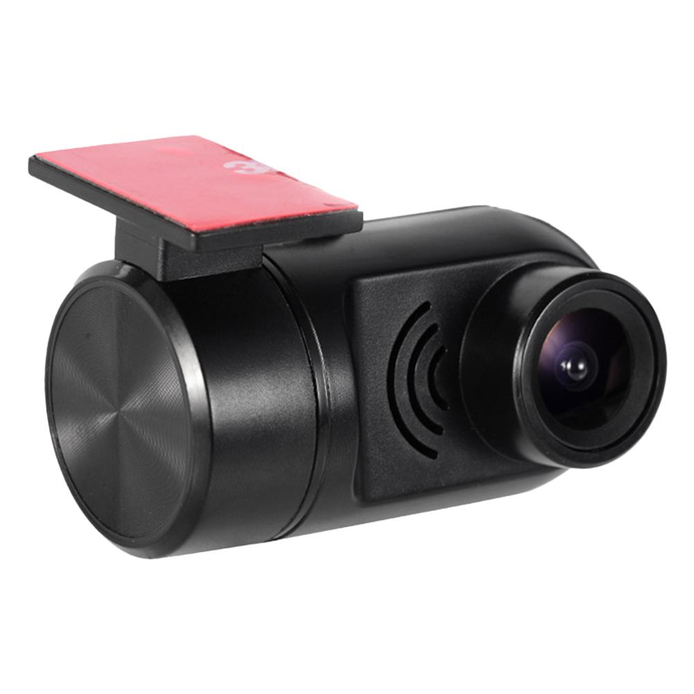 Car DVR Cam 140 Degree Car Dash Cam Camera Mini 1080P Full HD  Driving Recorder ADAS Driving Assistance For Android System